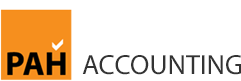 PAH Accounting Logo